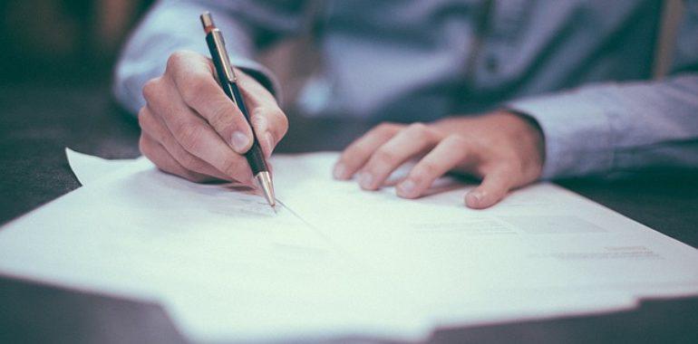 Kiedy i dlaczego jest wymagana forma pisemna umowy?